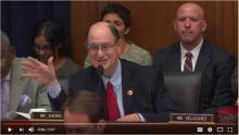 Congressman Brad Sherman Statement on Resignation of Wells Fargo Chief