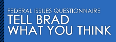 Tell Brad What You Think