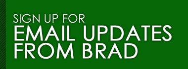 Sign up for Email Updates from Brad